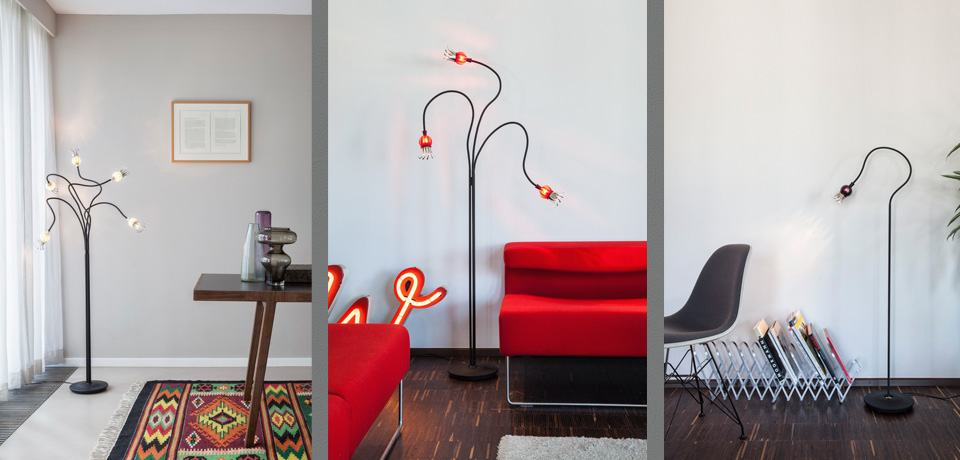 serien lighting // Poppy Floor